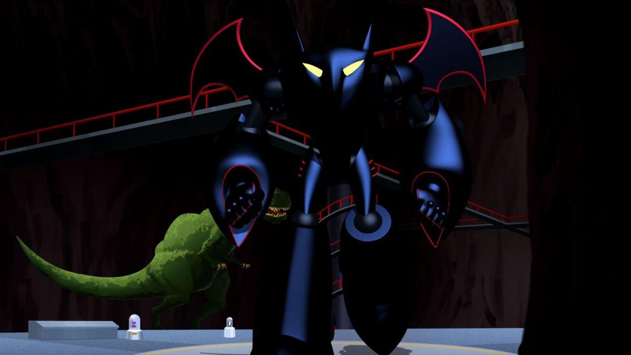 BATMAN BRAVE AND THE BOLD cartoon superhero animation action adventure d-c dc-comics dark knight (157) wallpaper