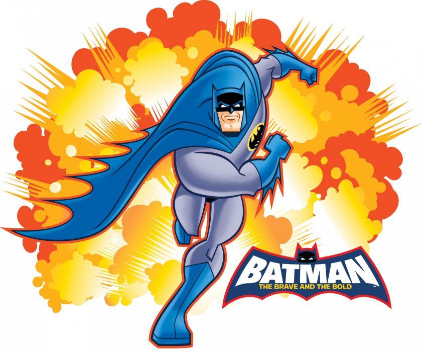 BATMAN BRAVE AND THE BOLD cartoon superhero animation action adventure d-c dc-comics dark knight (162) wallpaper
