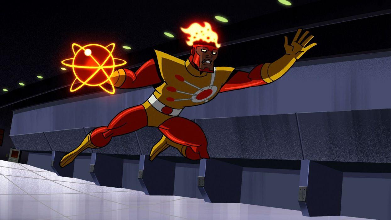 BATMAN BRAVE AND THE BOLD cartoon superhero animation action adventure d-c dc-comics dark knight (178) wallpaper
