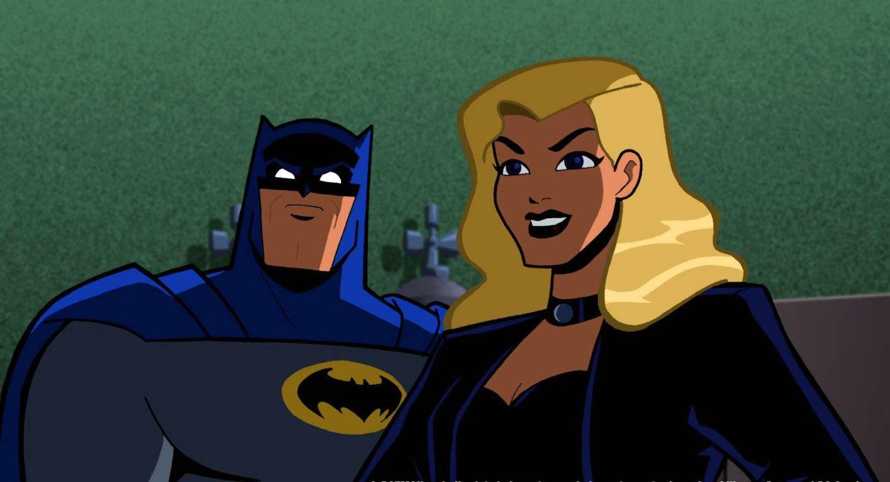 BATMAN BRAVE AND THE BOLD cartoon superhero animation action adventure d-c dc-comics dark knight (183) wallpaper