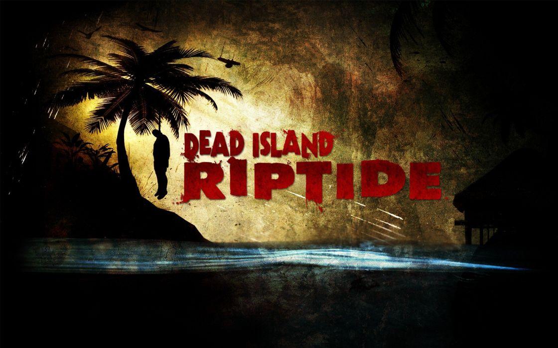 DEAD ISLAND action dark horror (1) wallpaper