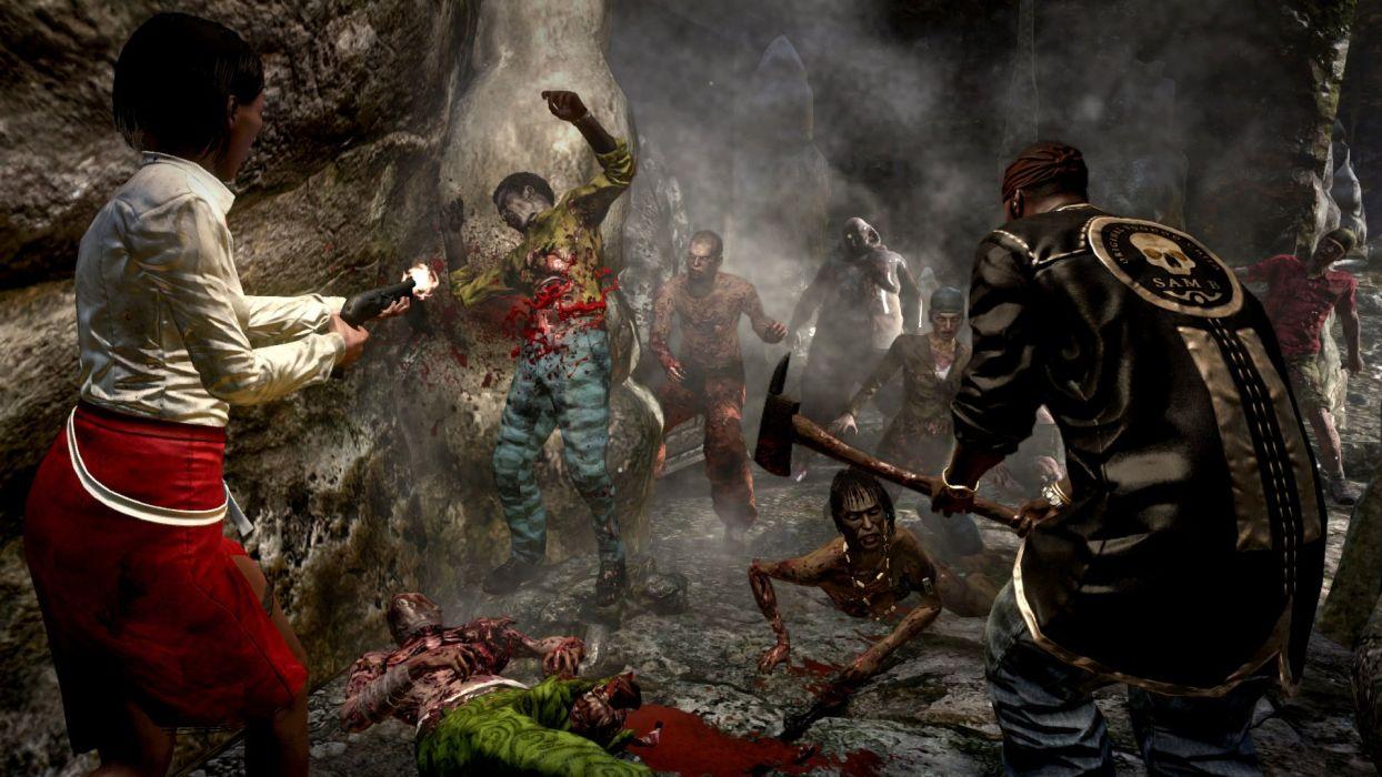 DEAD ISLAND action dark horror (15) wallpaper