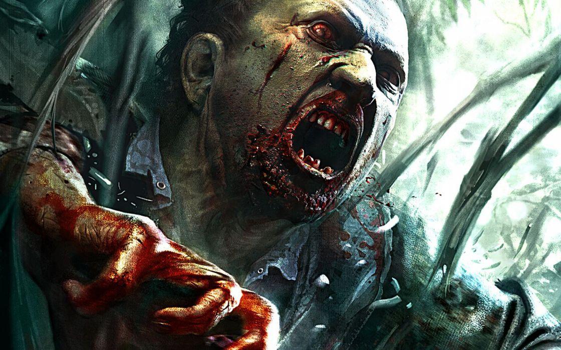 DEAD ISLAND action dark horror (40) wallpaper