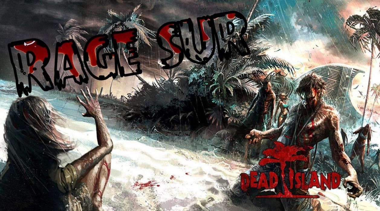 DEAD ISLAND action dark horror (47) wallpaper