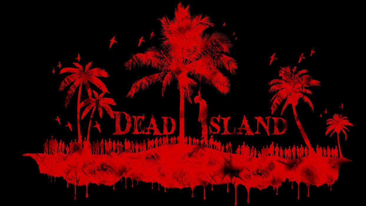 DEAD ISLAND action dark horror (69) wallpaper