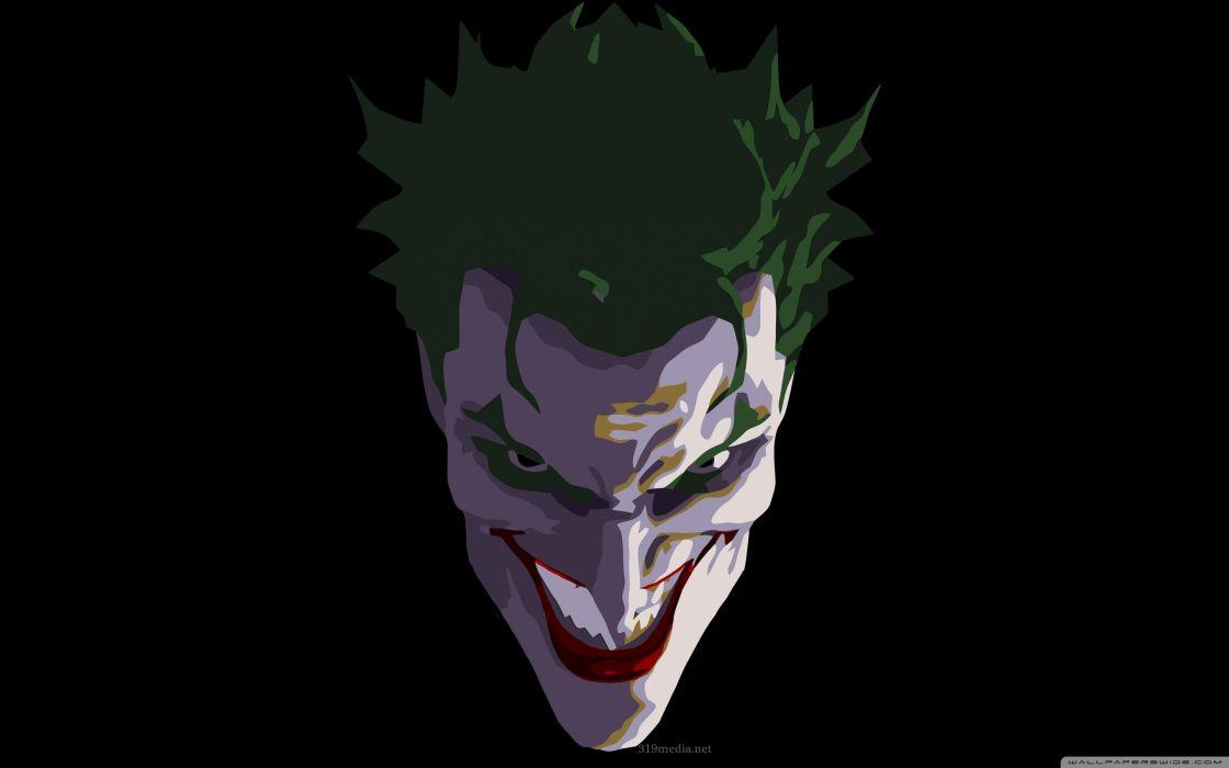 joker face-wallpaper-2880x1800 wallpaper