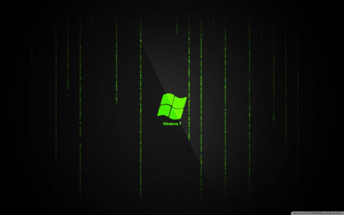 windows 7 matrix-wallpaper-2560x1600 wallpaper