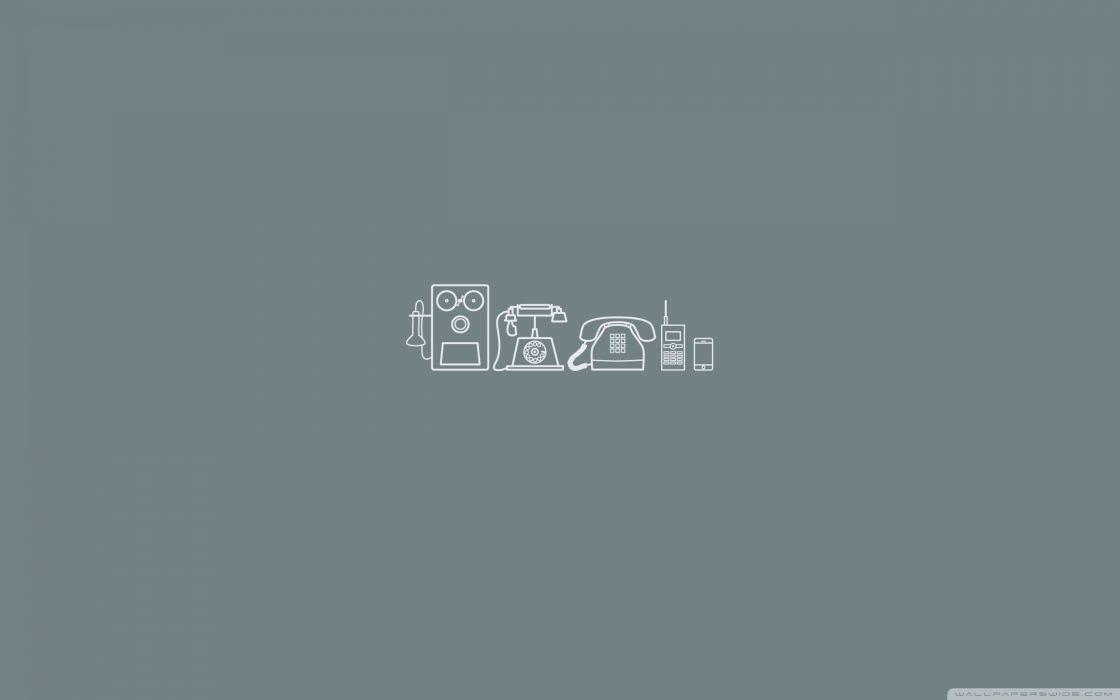 phones evolution-wallpaper-2560x1600 wallpaper