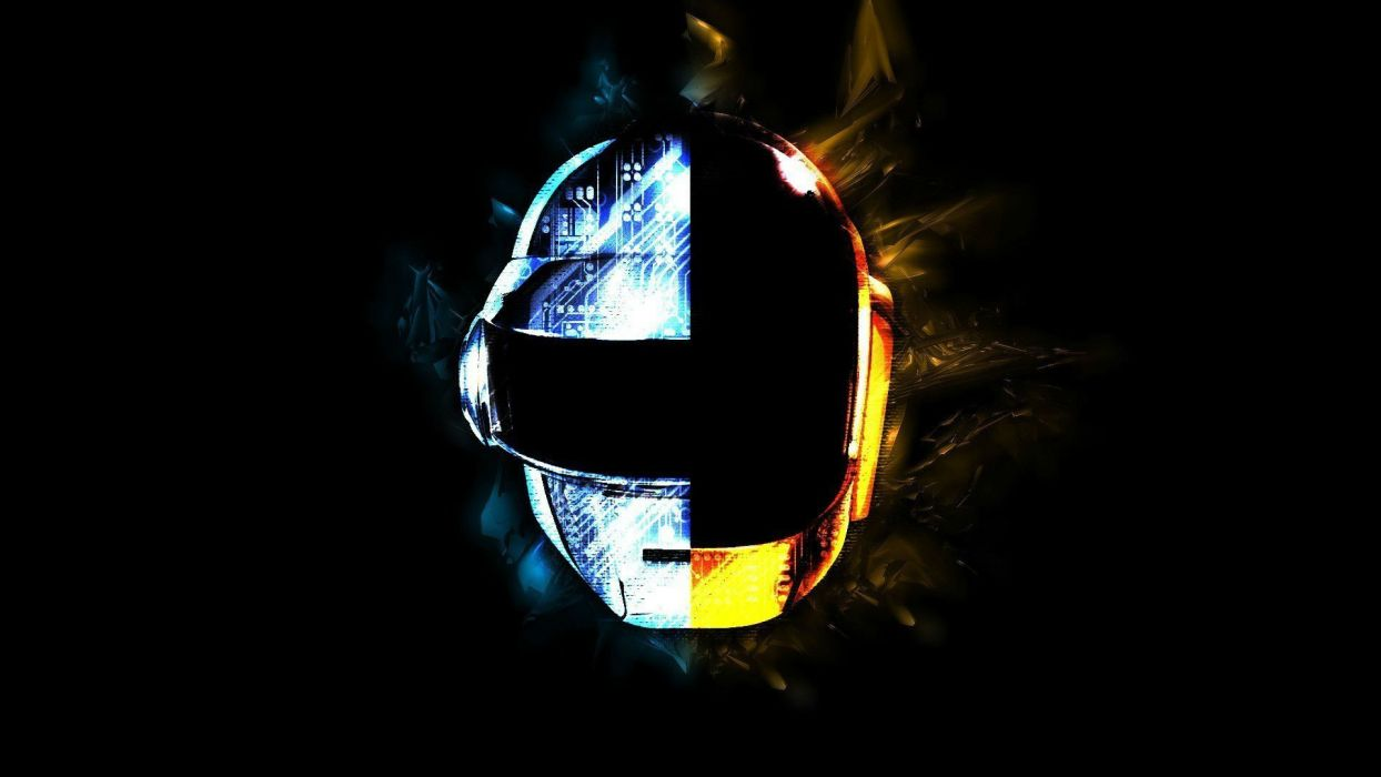 DAFT PUNK electronic house electro mask robot sci-fi (7) wallpaper