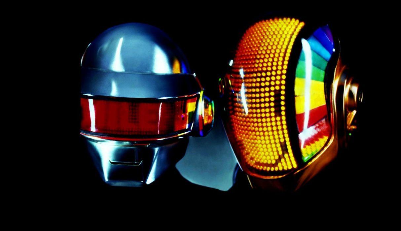 Daft Punk Electronic House Electro Mask Robot Sci Fi 16