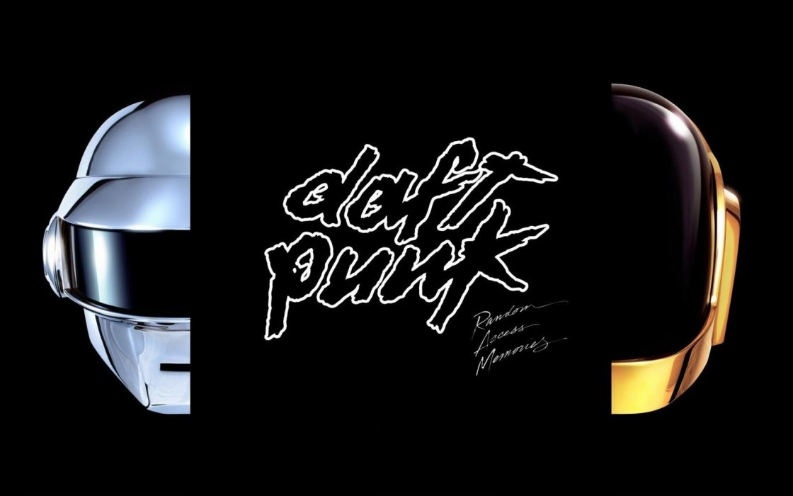 DAFT PUNK electronic house electro mask robot sci-fi (29) wallpaper