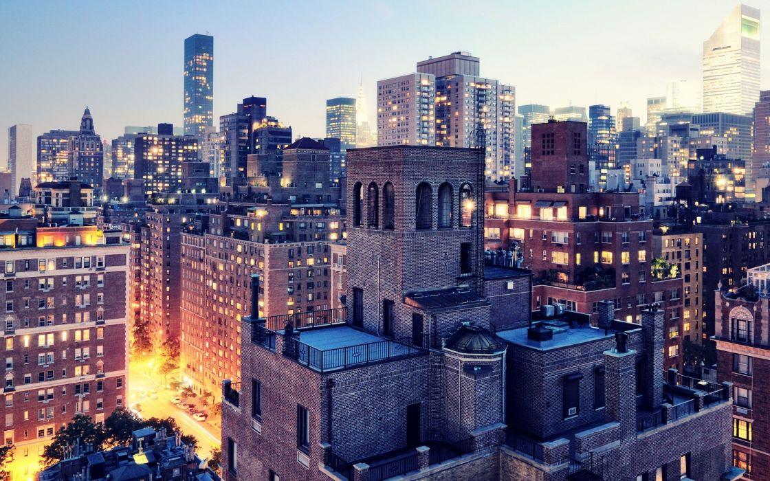 city rithom building night hd wallpaper