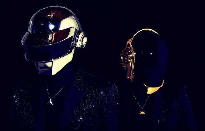 DAFT PUNK electronic house electro mask robot sci-fi (40) wallpaper