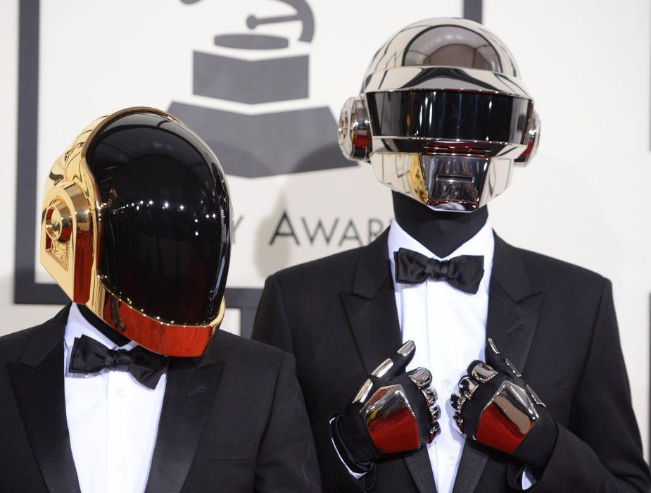 DAFT PUNK electronic house electro mask robot sci-fi (60) wallpaper
