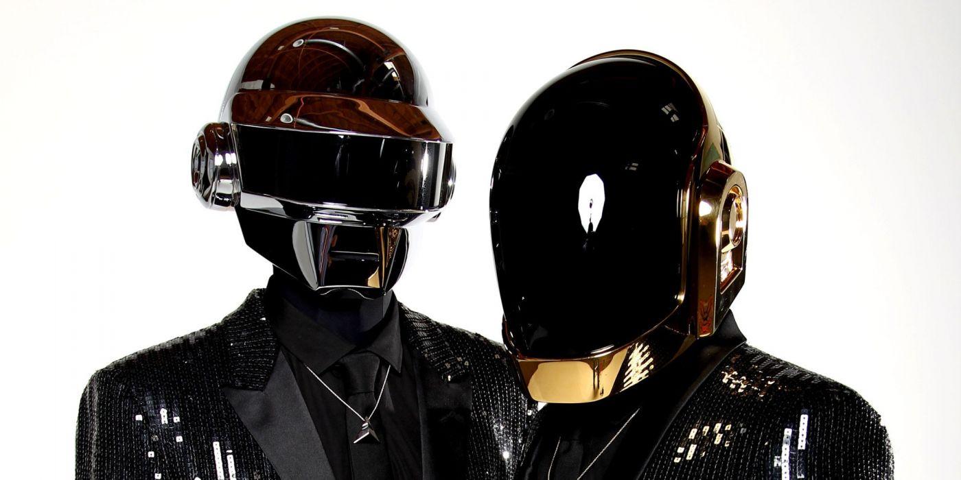 DAFT PUNK electronic house electro mask robot sci-fi (68) wallpaper