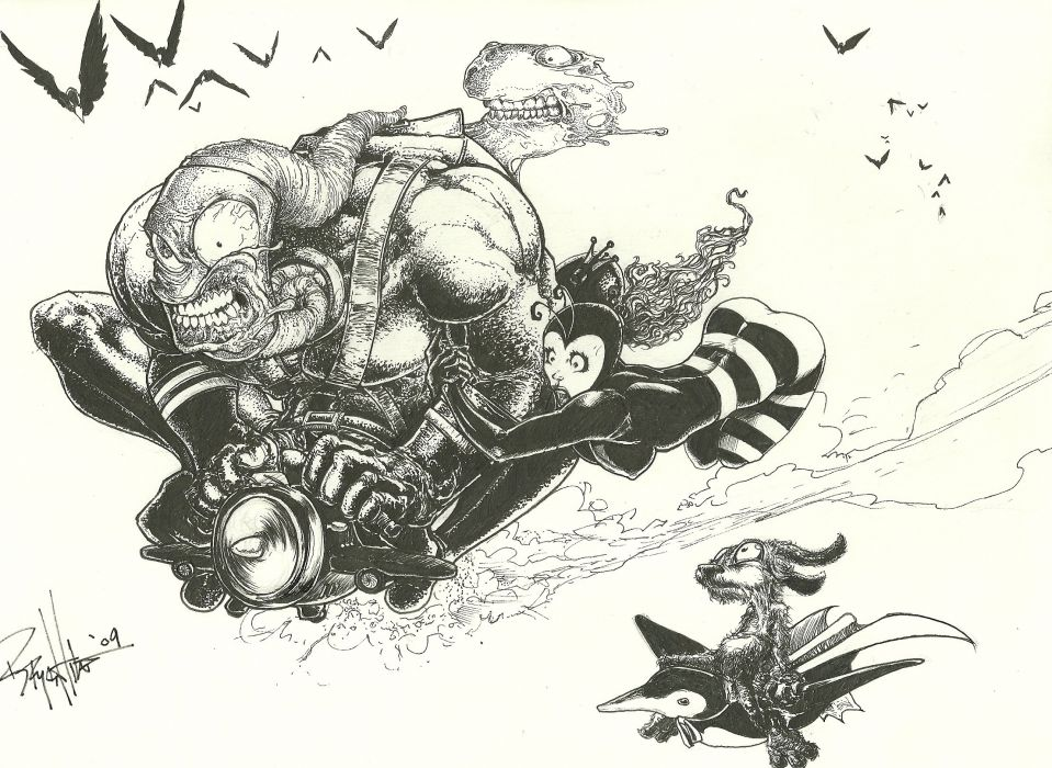 EARTHWORM JIM adventure animation comedy cartoon (1) wallpaper