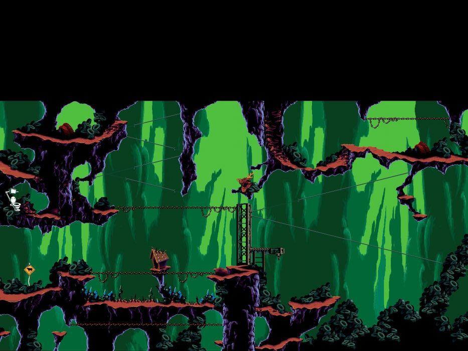 EARTHWORM JIM adventure animation comedy cartoon (6) wallpaper