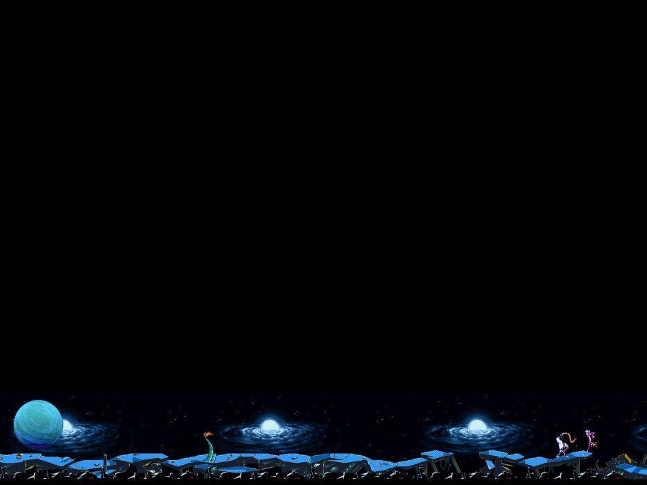 EARTHWORM JIM adventure animation comedy cartoon (7) wallpaper