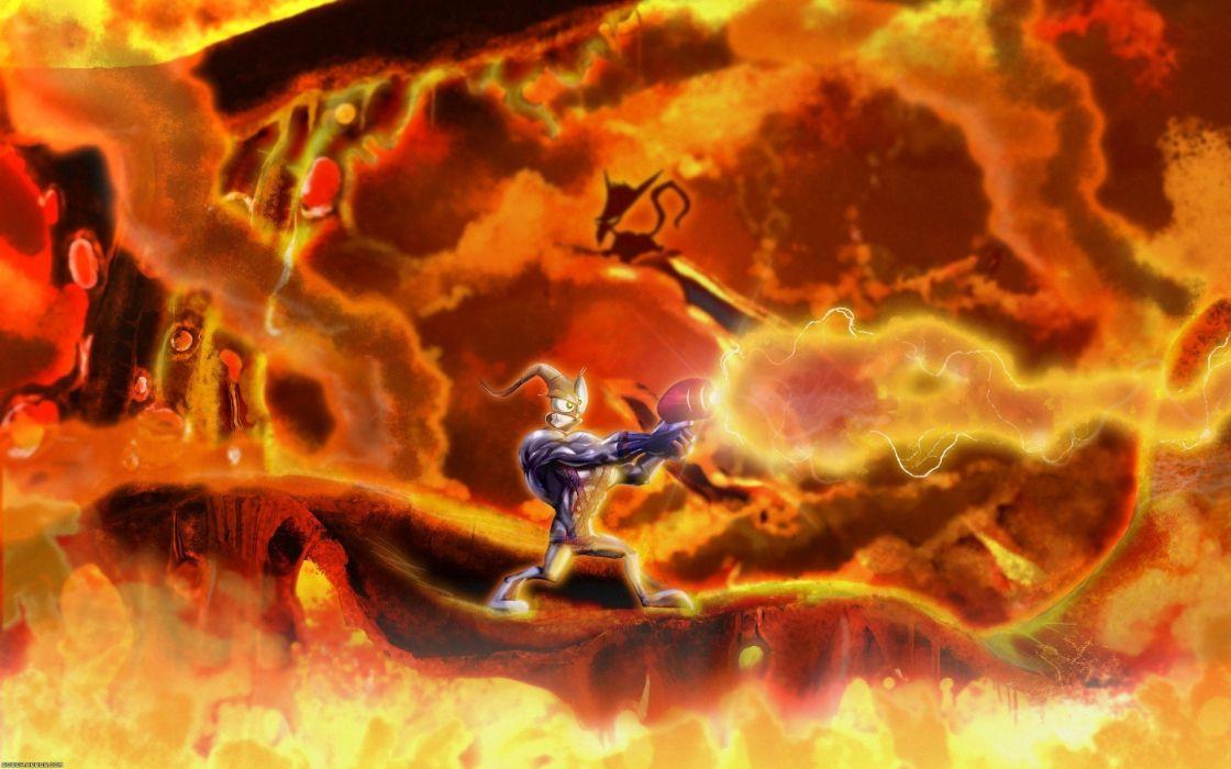 EARTHWORM JIM adventure animation comedy cartoon (8) wallpaper