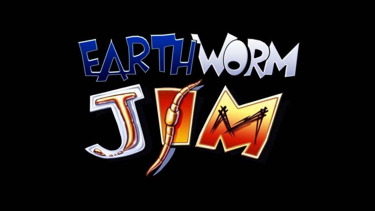 EARTHWORM JIM adventure animation comedy cartoon (33) wallpaper