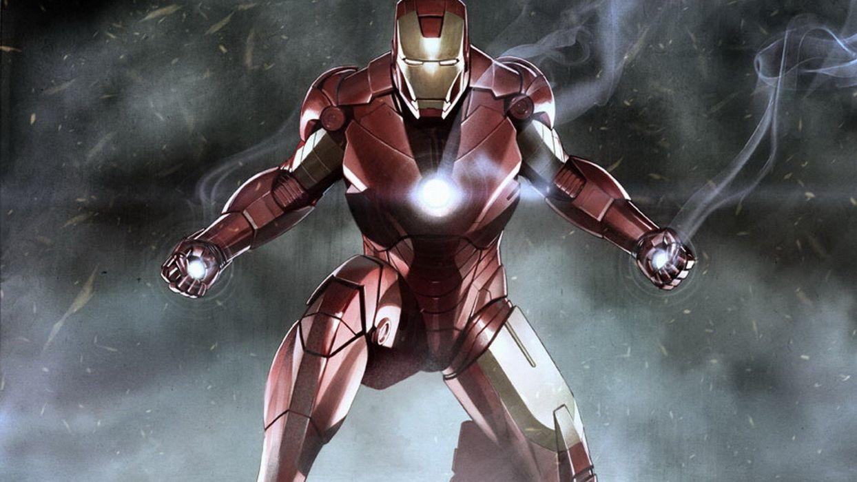 Iron Man comics Tony Stark Marvel Comics Iron Man 2 Stark Industries wallpaper