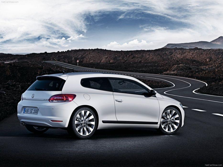 cars  Volkswagen Volkswagen Scirocco wallpaper