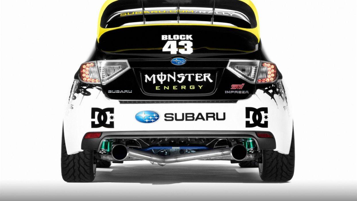 cars machine rally Ken Block wallpaper