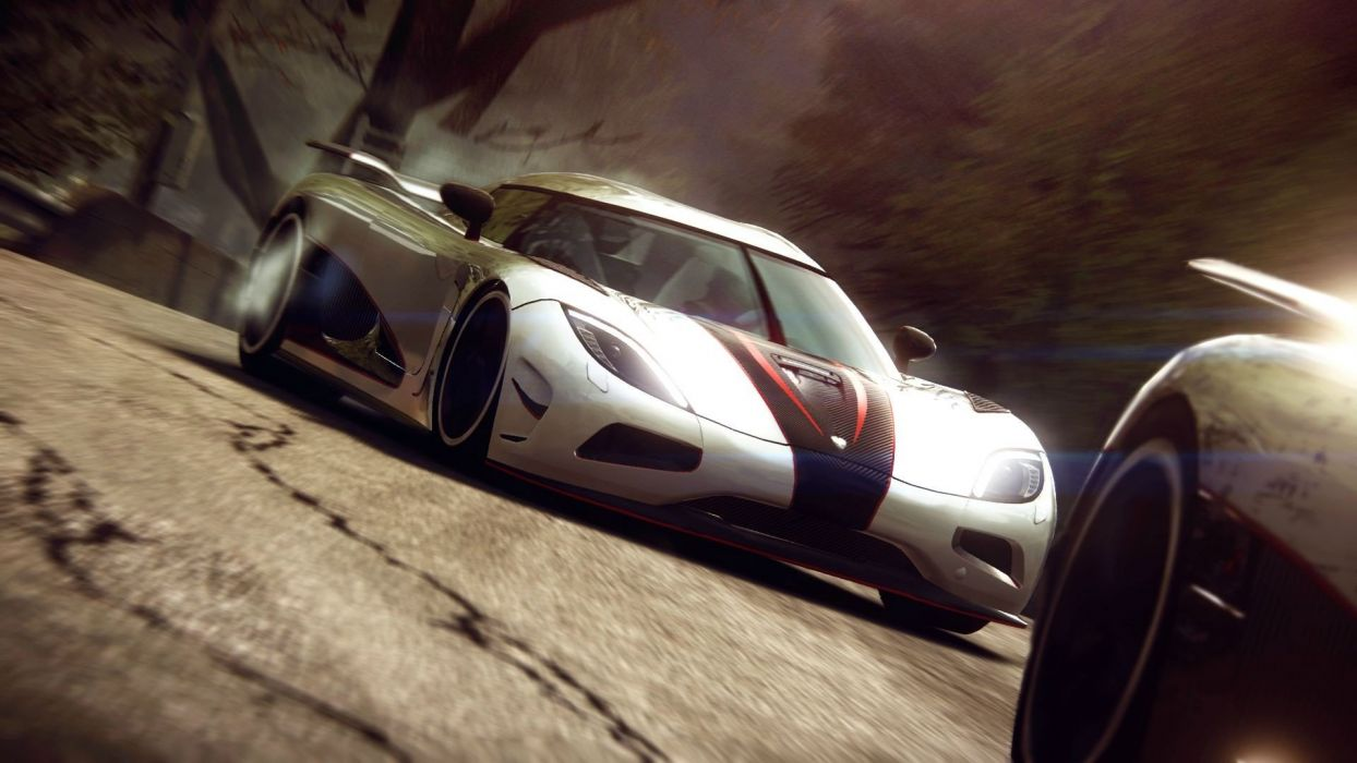 video games cars Koenigsegg Agera R Grid 2 wallpaper