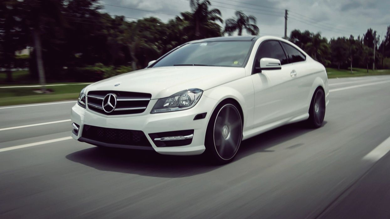 cars vehicles automotive Mercedes Benz C63 Mercedes-Benz automobiles wallpaper