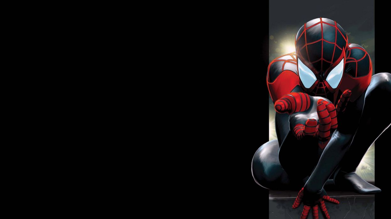comics Spider-Man artwork Marvel Comics wallpaper
