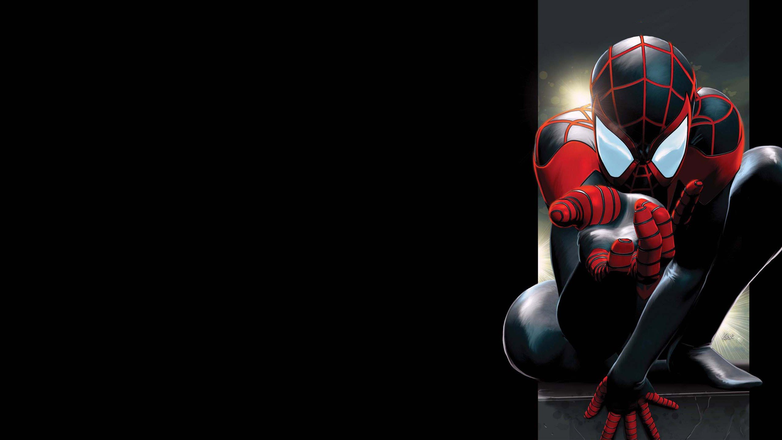 marvel comics wallpaper spider - photo #32