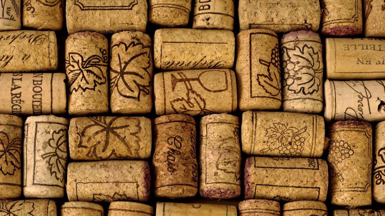 logos corks wallpaper