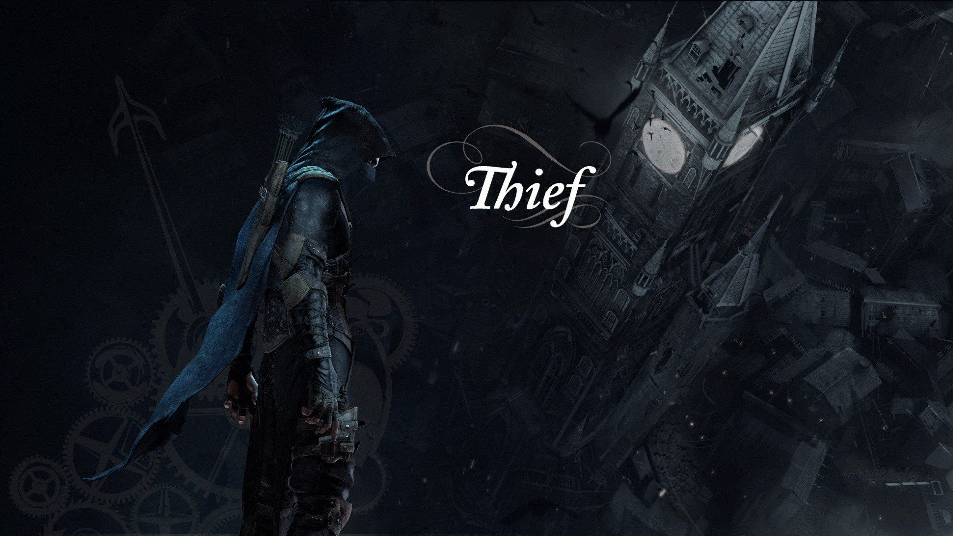 Fantasy art thief - photo#12