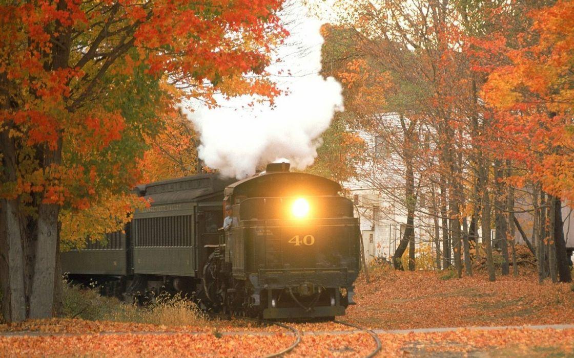 Steam train Essex wallpaper