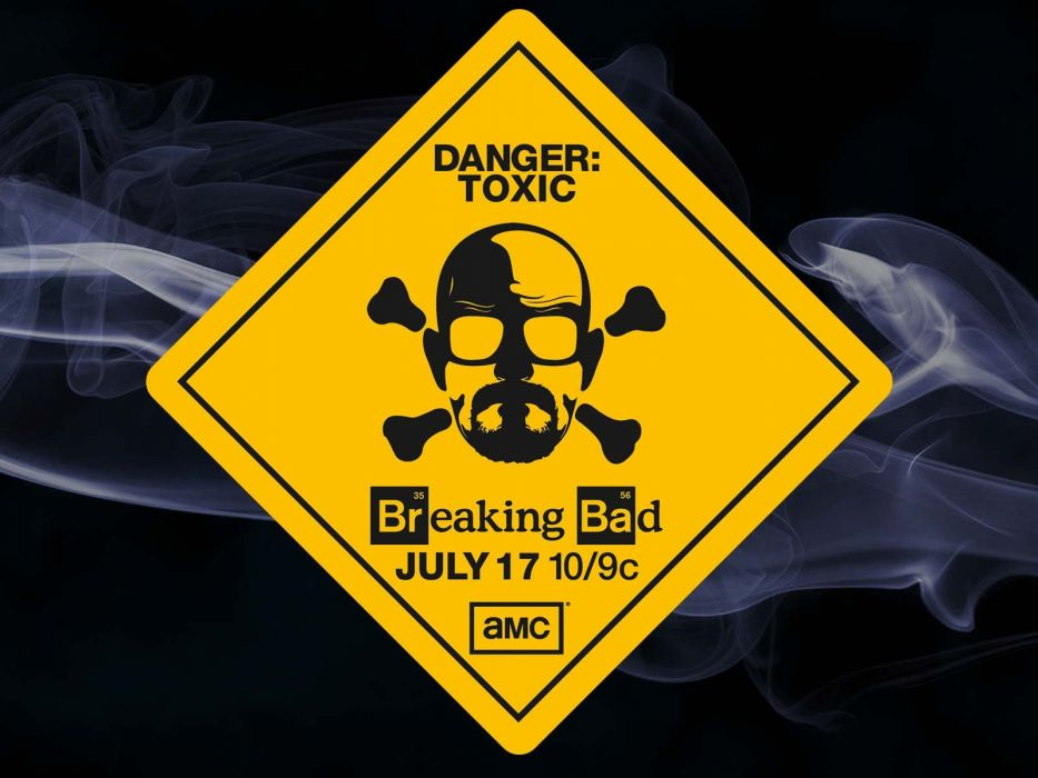 Breaking Bad toxic waste Bryan Cranston Walter White wallpaper