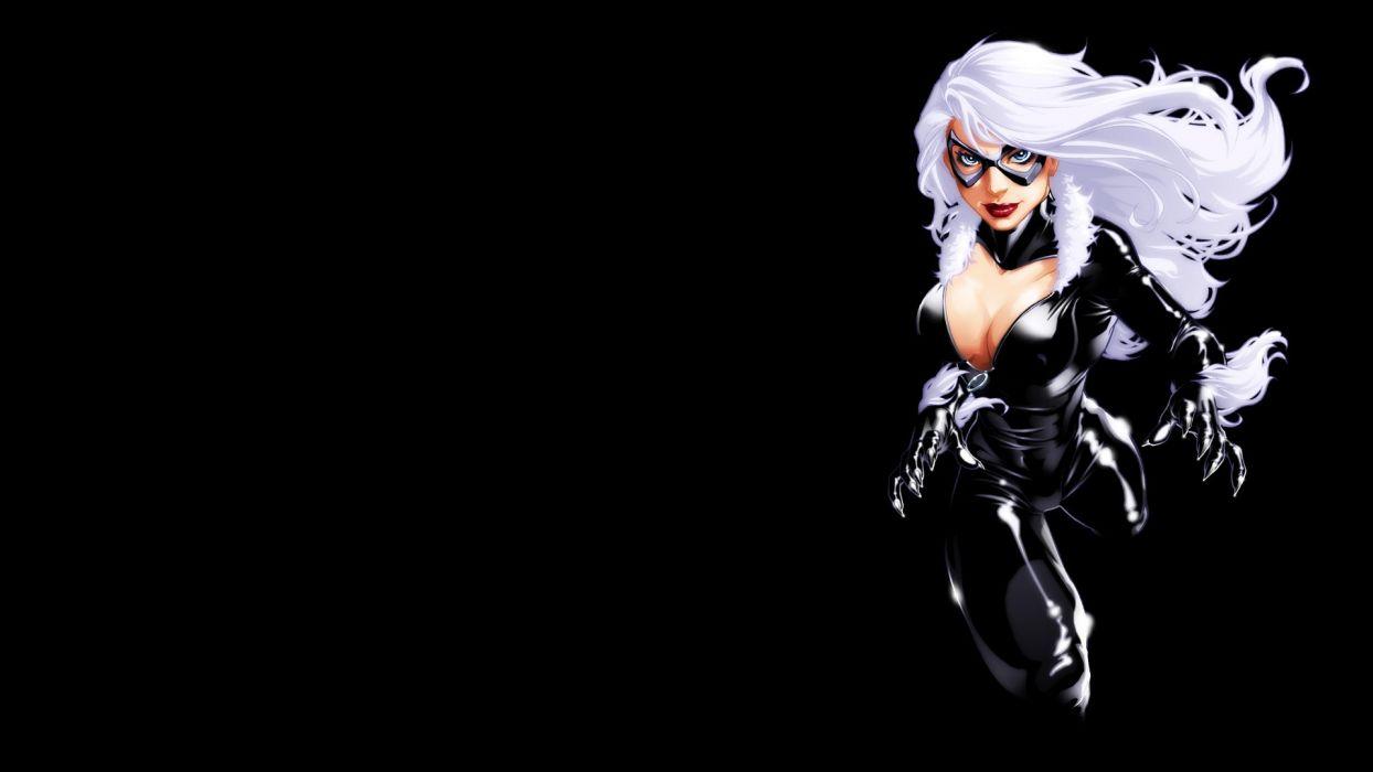 Marvel Comics Black Cat (Comics) wallpaper