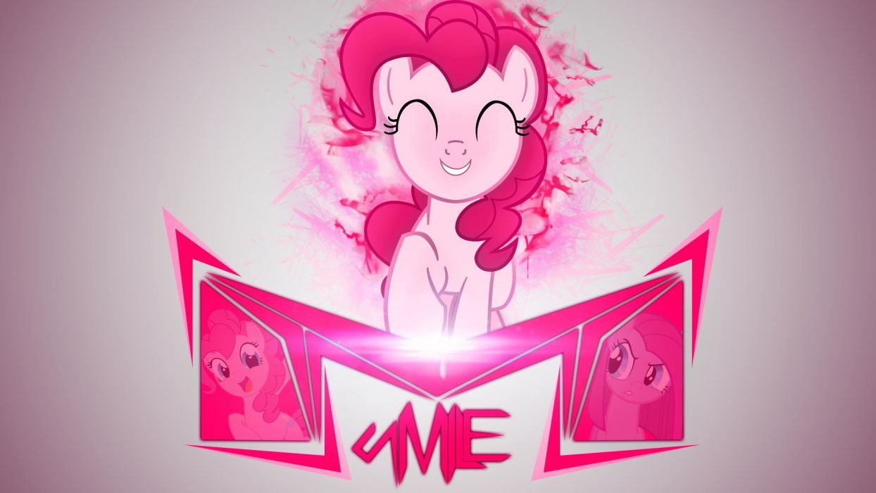 Ponies Pinkie Pie My Little Pony Friendship Is Magic Wallpaper
