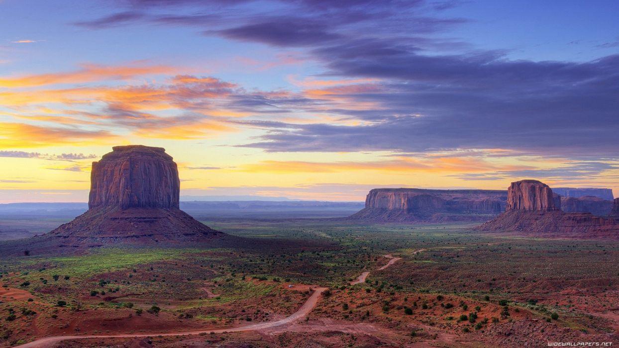 landscapes nature canyon wallpaper
