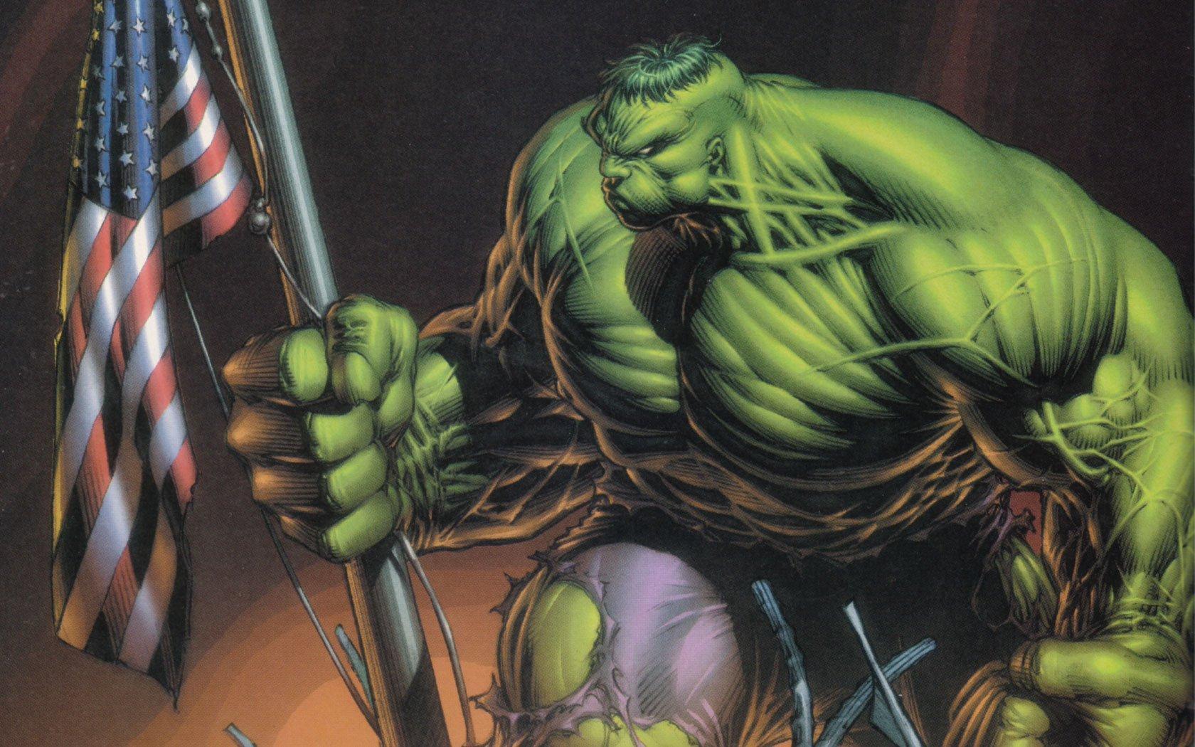 hulk comic character marvel comics wallpaper 1680x1050