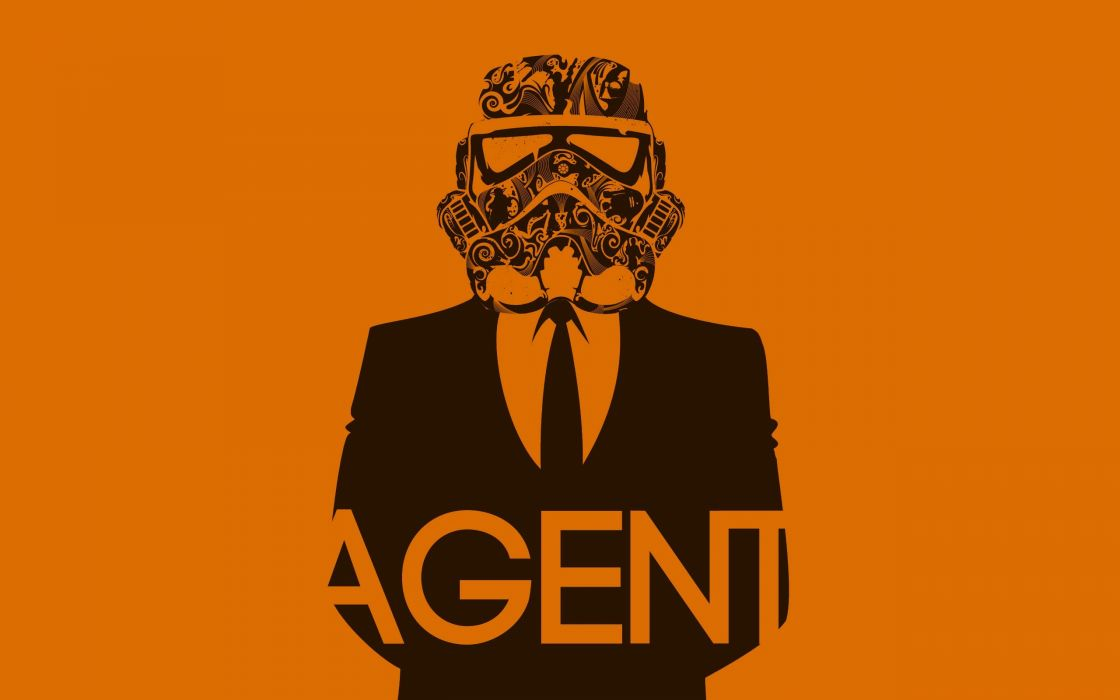 Star Wars stormtroopers agent wallpaper