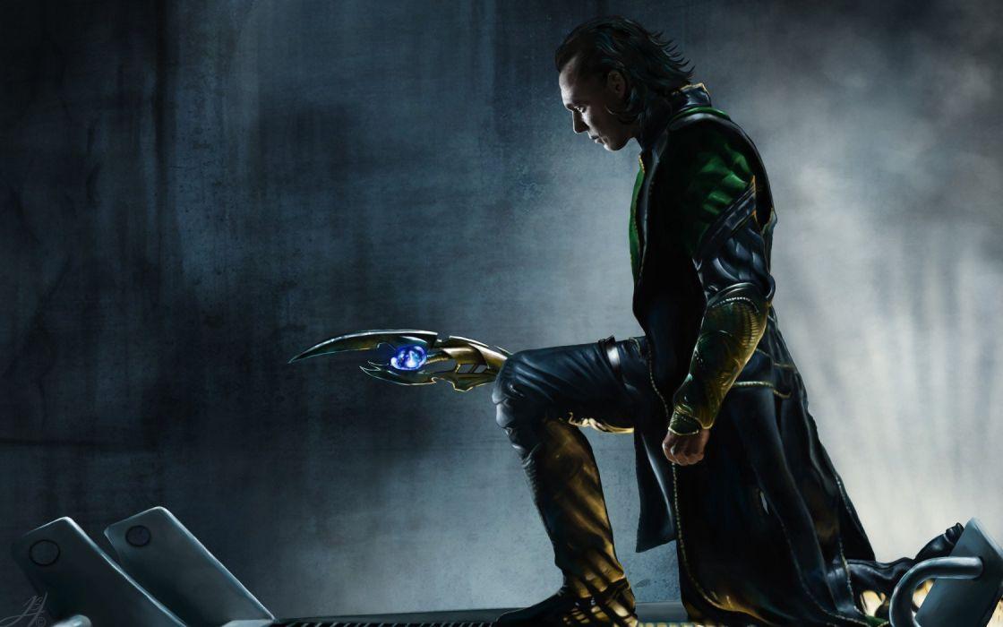 Dark Warrior Movie - Avengers  wallpaper