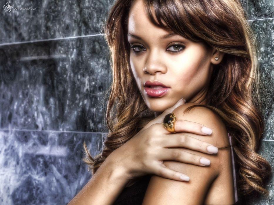 women black people Rihanna Fame singers wallpaper