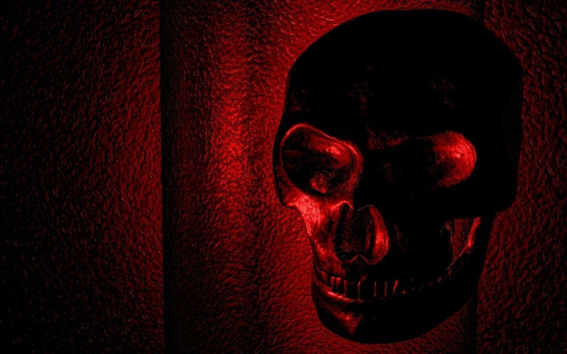 HDR photography REDSKULL wallpaper