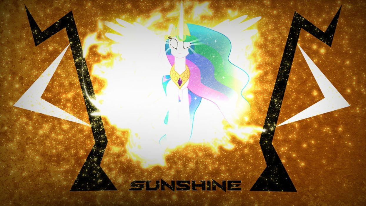 My Little Pony ponies Princess Celestia Celestia My Little Pony: Friendship is Magic Equestria mare wallpaper