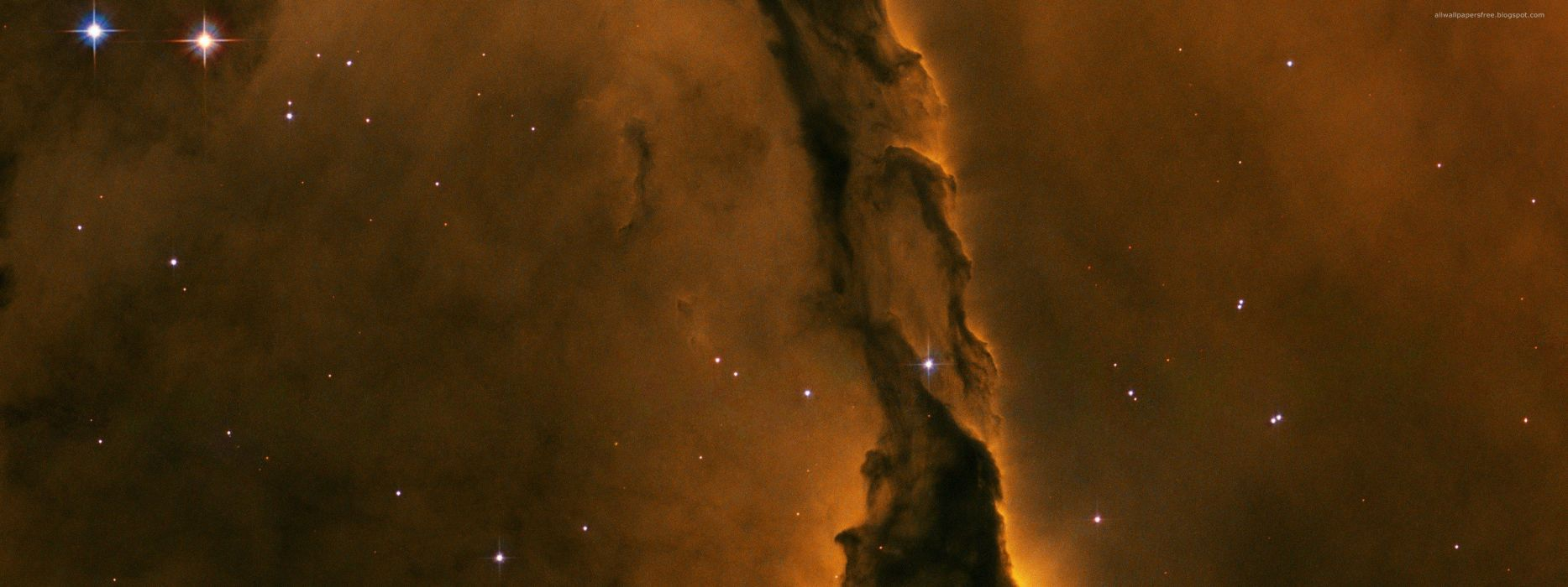 outer space Hubble wallpaper