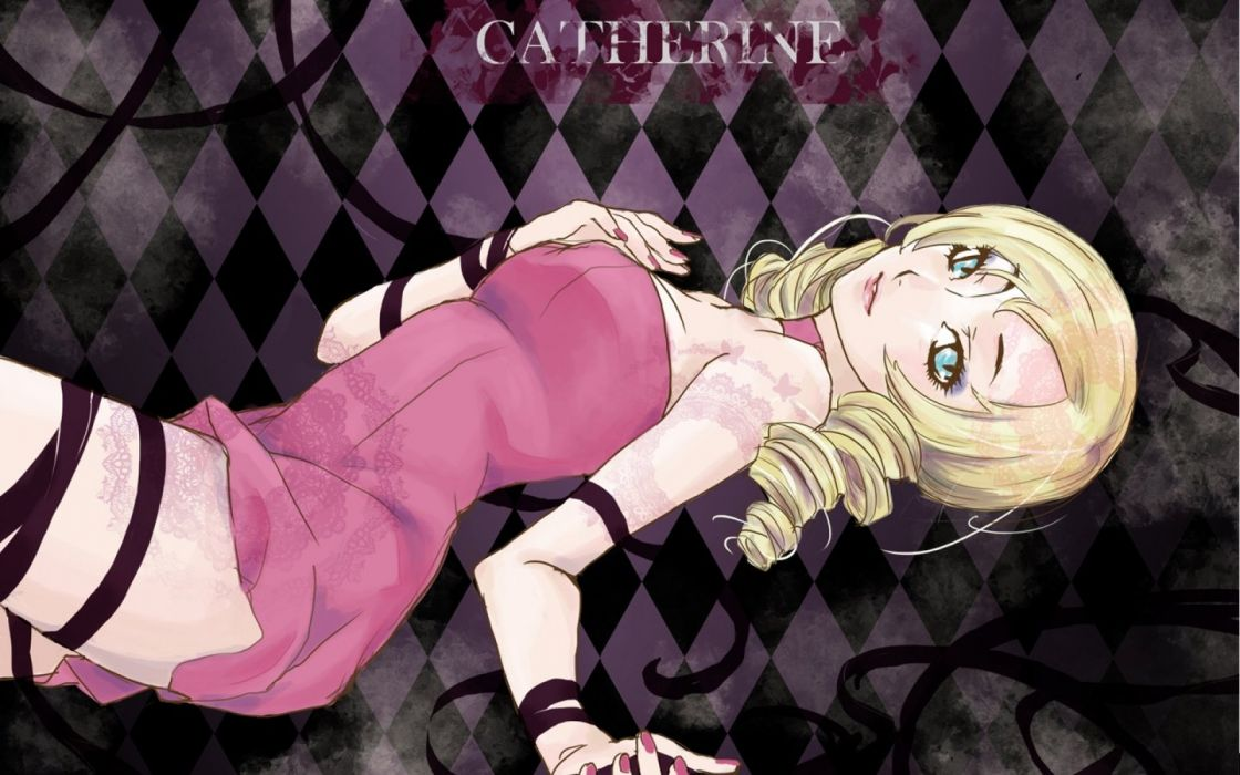Catherine wallpaper