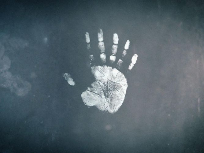 abstract hands Fringe fingers wallpaper