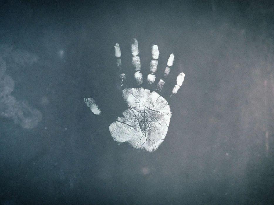 abstract hands Fringe fingers wallpaper