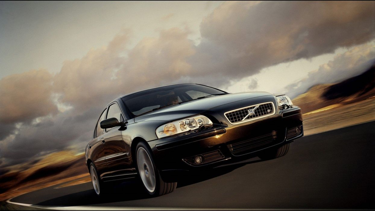 cars vehicles wheels automobiles Volvo S60 R wallpaper