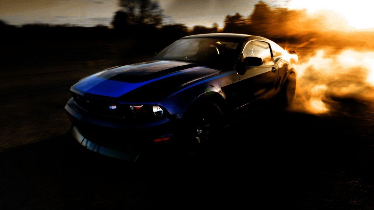 dark cars wallpaper